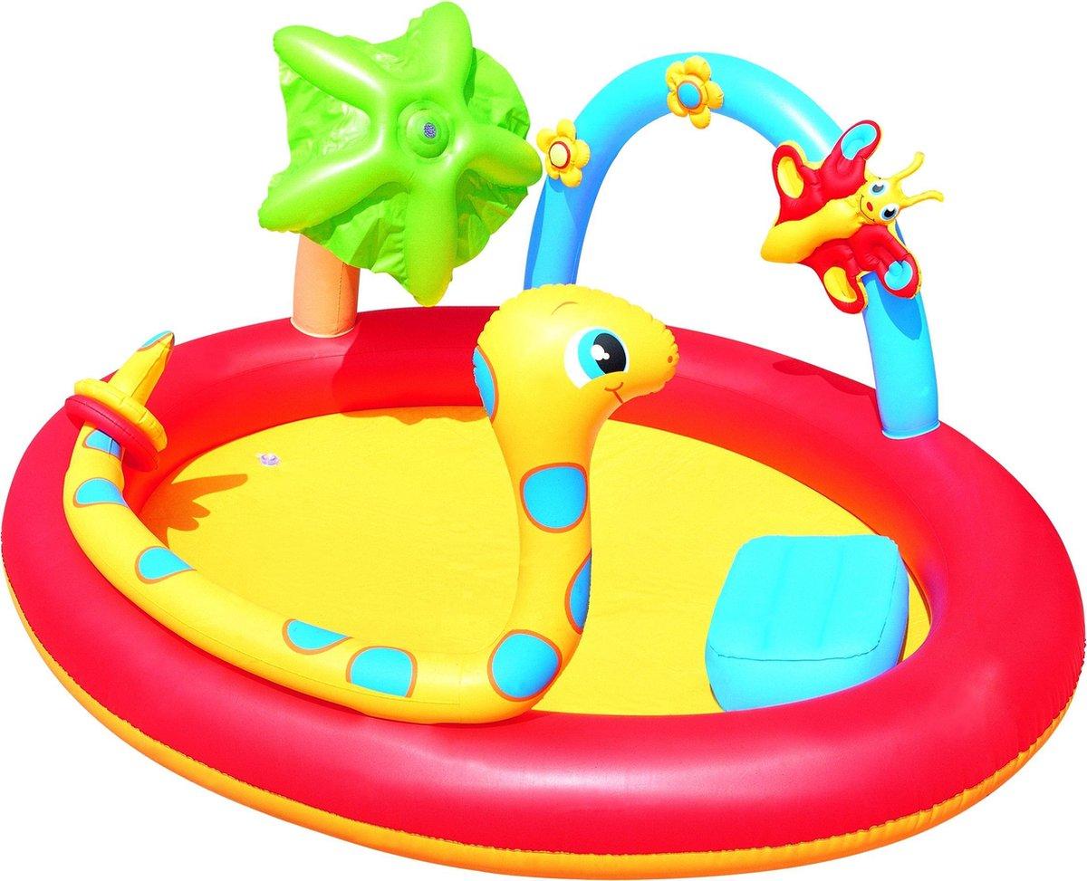Bestway Speelzwembad Play & Grow - 193x150x89cm