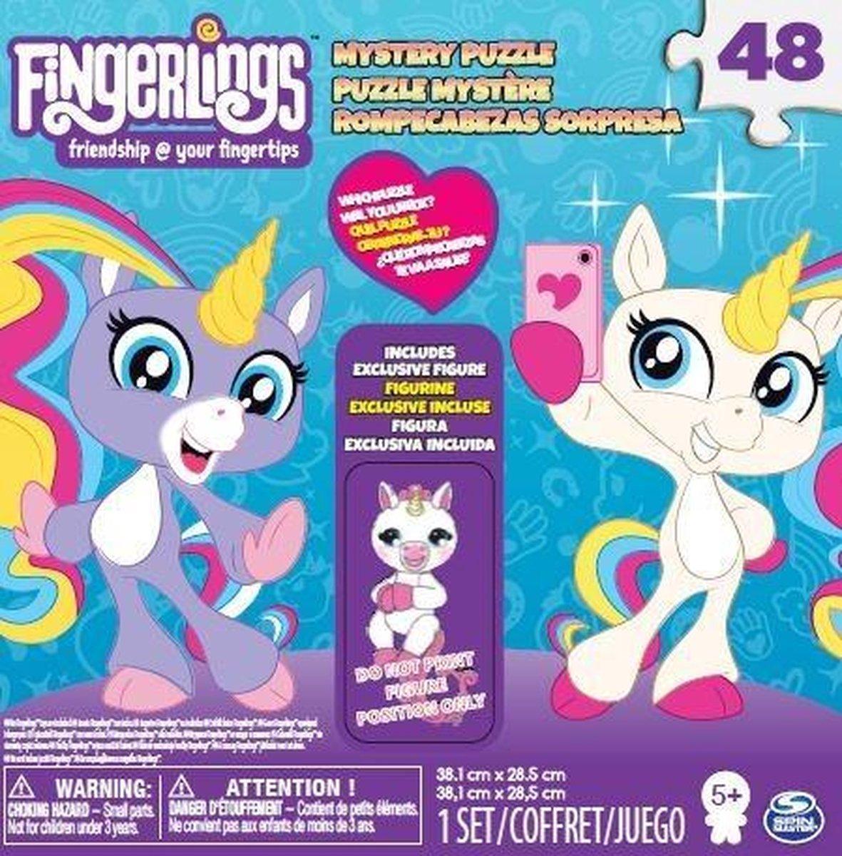 Fingerlings - Unicorn Bling Puzzle