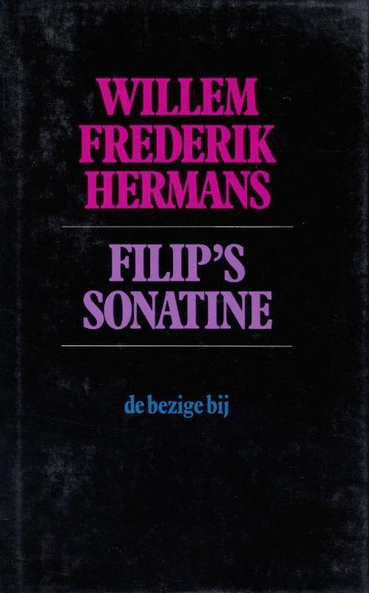Filip's sonatine - Willem Frederik Hermans |