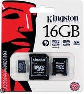 Kingston Micro SD kaart 16 GB