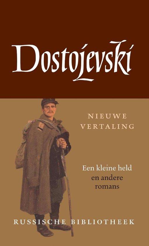 Russische Bibliotheek 2 - Een kleine held en andere romans - Fjodor Dostojevski   Fthsonline.com