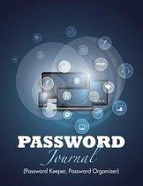 Password Journal (Password Keeper, Password Organizer)