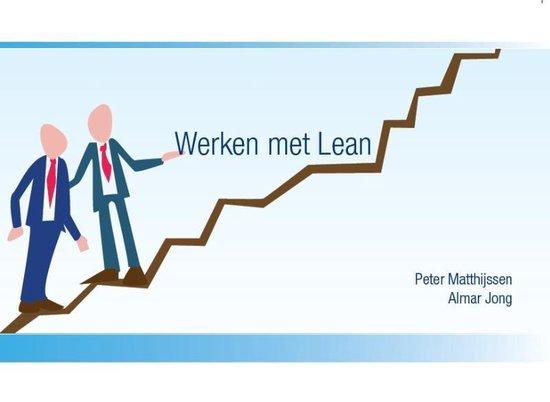 Werken met Lean - Peter Matthijssen |