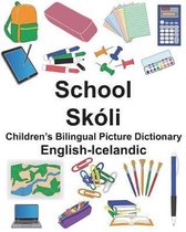 English-Icelandic School/Sk li Children's Bilingual Picture Dictionary