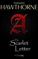 Boekomslag van 'The Scarlet Letter'