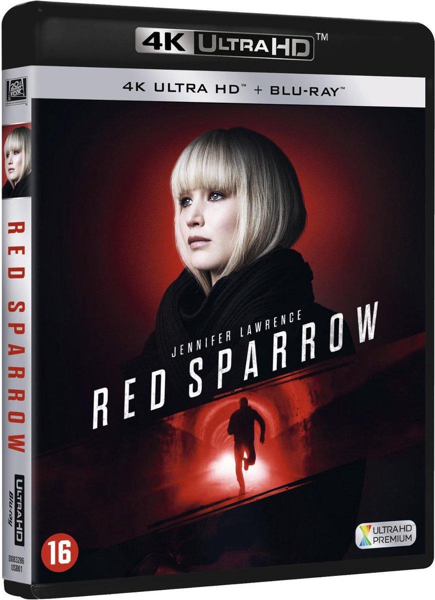 bol.com | Red Sparrow (4K Ultra HD Blu-ray), Jennifer Lawrence