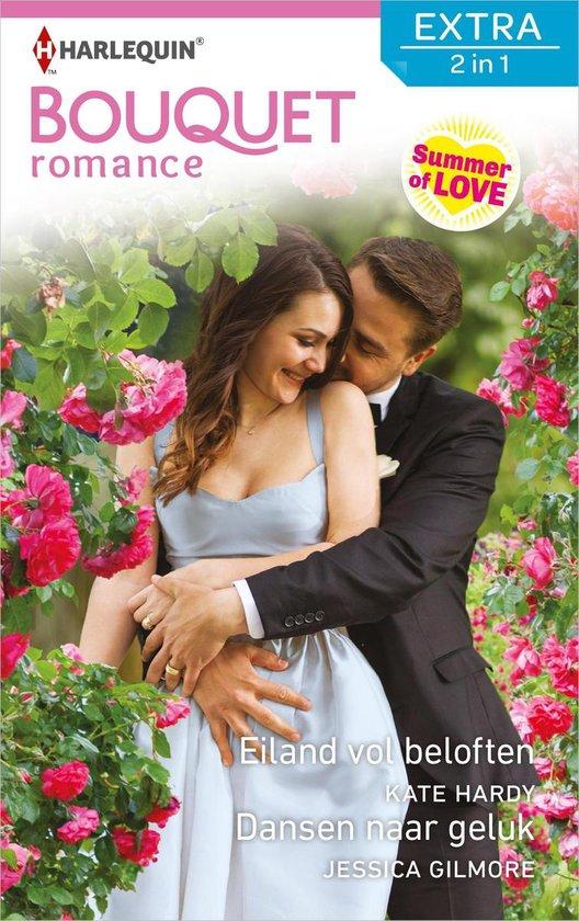Bouquet Extra 472 - Eiland vol beloften ; Dansen naar geluk - Kate Hardy |