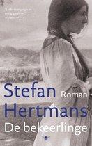 Boek cover De Bekeerlinge van Stefan Hertmans