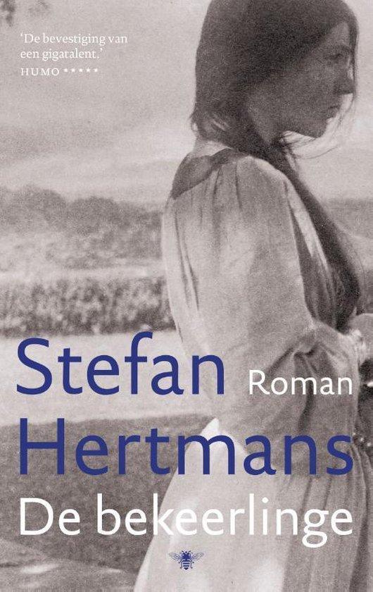 Boek cover De Bekeerlinge van Stefan Hertmans (Paperback)