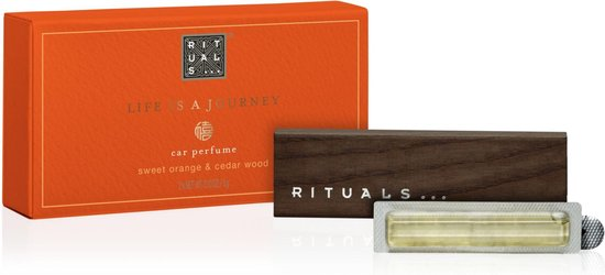 RITUALS Life is a Journey autoparfum Happy Buddha car perfume - 6 ml