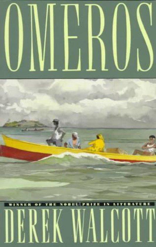 Boek cover Omeros van Derek Walcott Estate (Paperback)