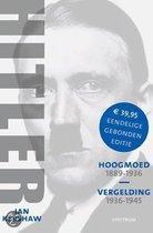 Boek cover Hitler hoogmoed & vergelding 1 en 2 van Ian Marshall