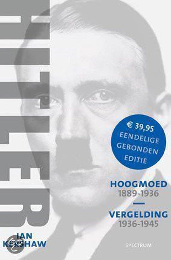 Hitler hoogmoed & vergelding 1 en 2 - Ian Marshall |