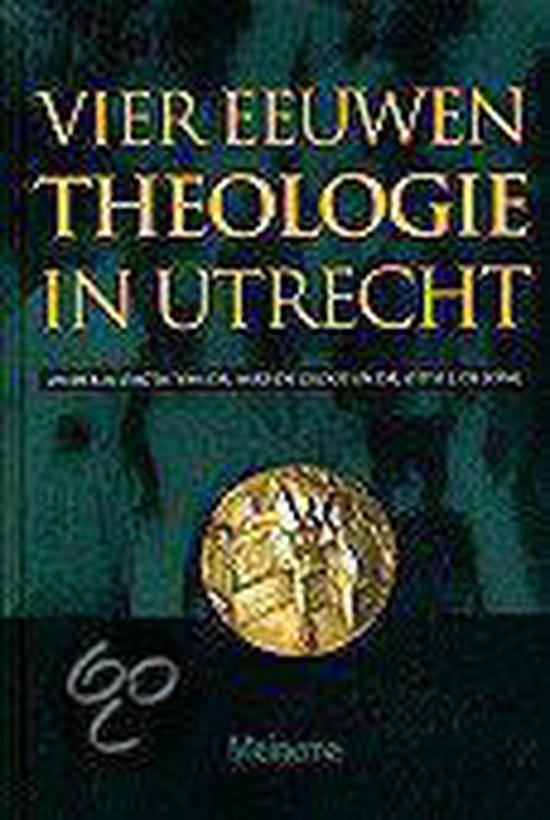 Vier Eeuwen Theologie In Utrecht - A. Groot de |