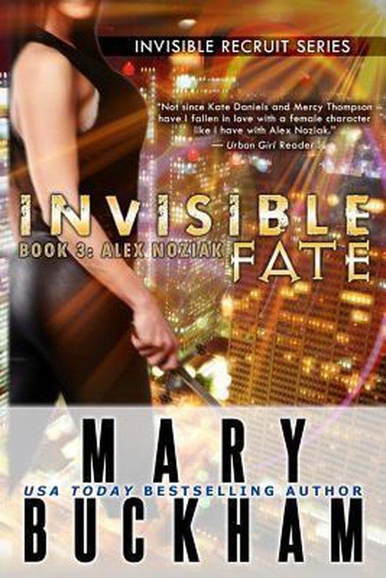 Invisible Fate Book Three