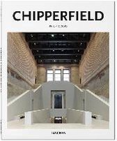 Boek cover David Chipperfield van Philip Jodidio