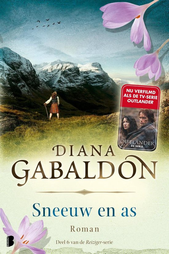 Reiziger 6 - Sneeuw en as - Diana Gabaldon |