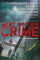 Omslag Mammoth Book of Best British Crime 11