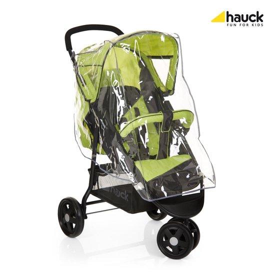 Hauck Regenhoes voor Buggy/Shopper - Tog Fit