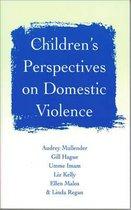 Omslag Children's Perspectives on Domestic Violence