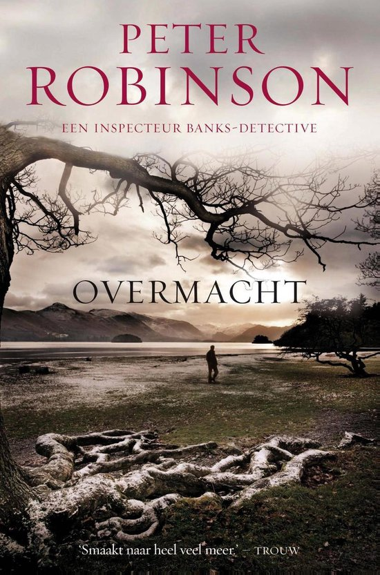 DCI Banks 18 - Overmacht - Peter Robinson |