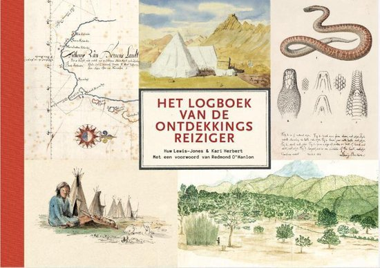 Het logboek van de ontdekkingsreiziger