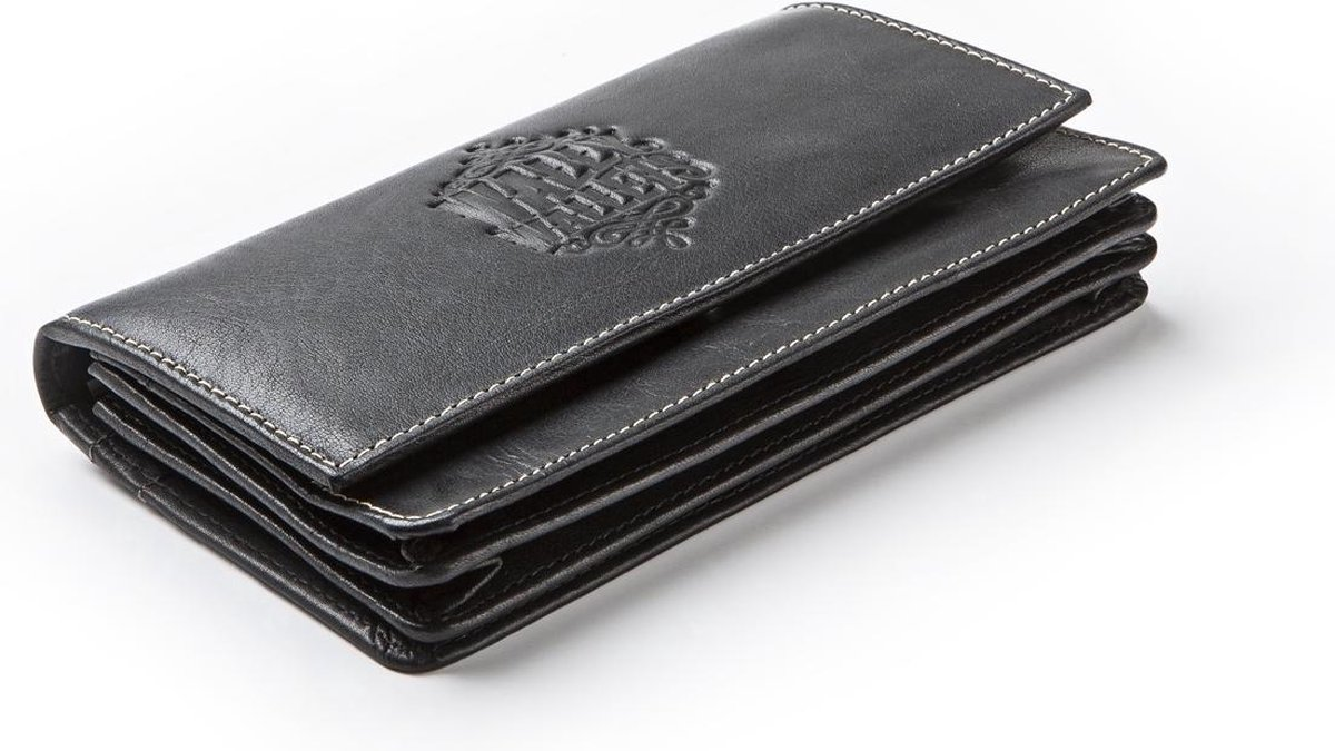 Wally Wallets LA Large Living Dames Portemonnee Zwart