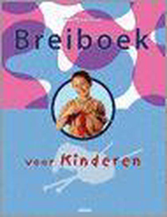 Breiboek Voor Kinderen - Carolyn Clewer  