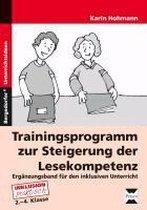 Trainingsprogramm zur Steigerung der Lesekompetenz