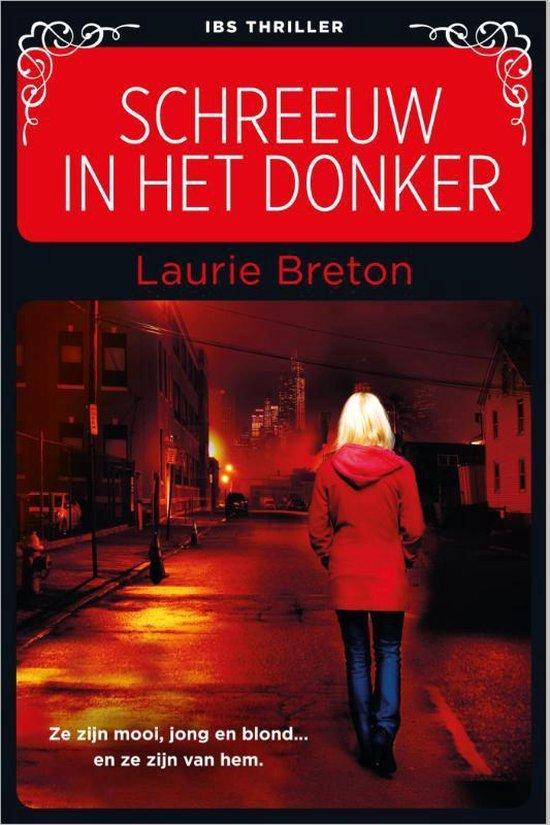 IBS Thriller 97 - Schreeuw in het donker - Laurie Breton |