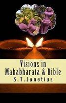 Visions in Mahabharata and Bible