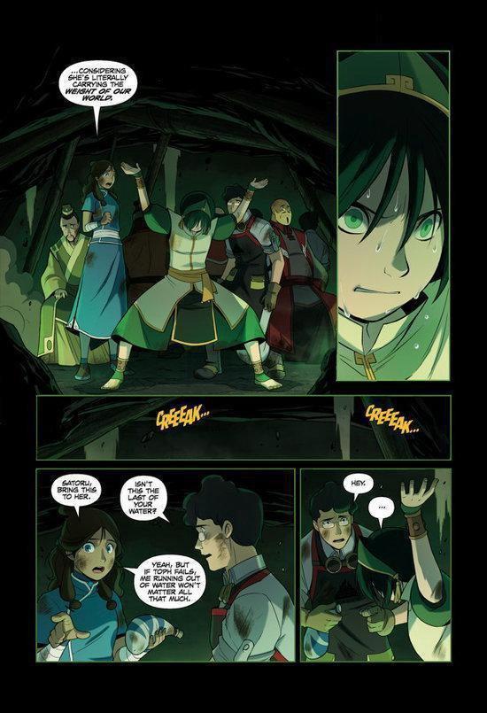 Avatar - Gene Luen Yang