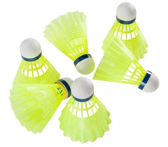 Yonex badmintonshuttles Mavis 300 - geel