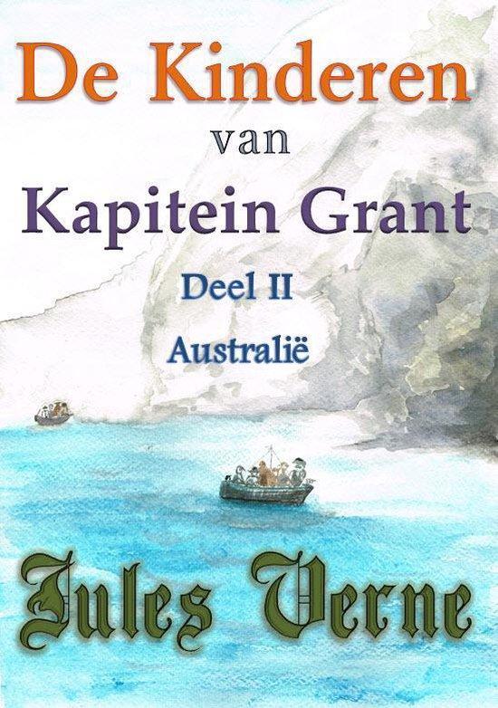 De kinderen van Kapitein Grant Deel II
