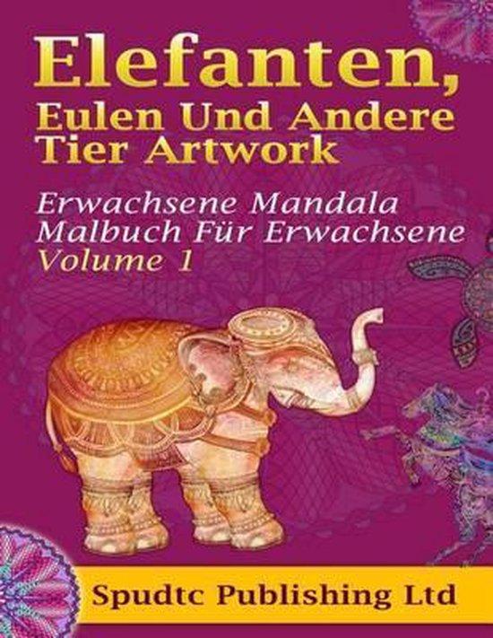 Elefanten, Eulen Und Andere Tier Artwork