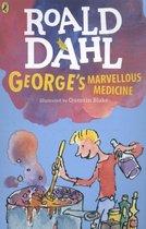Boek cover Georges Marvellous Medicine van Roald Dahl