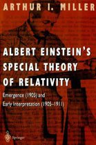 Albert Einstein's Special Theory of Relativity