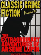 Omslag The Extraordinary Adventures Of Arsene Lupin