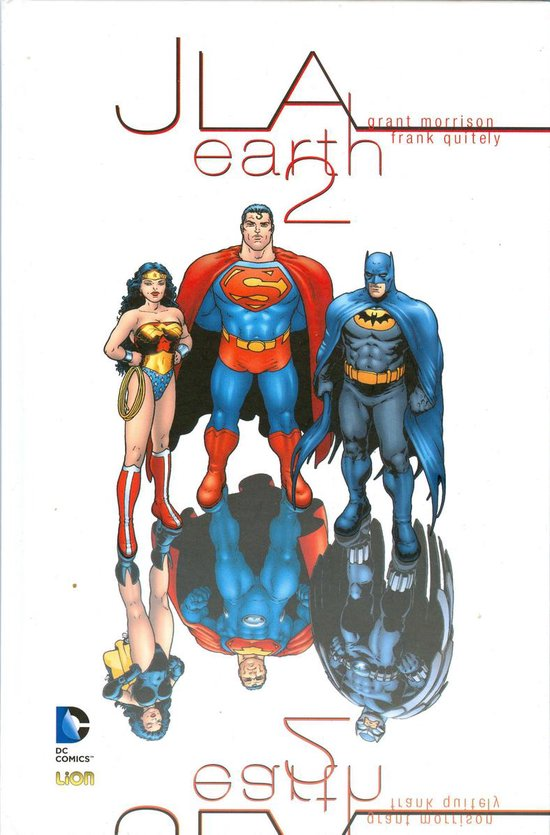 Justice league of america jla earth 2 deluxe - Frank Quitely | Fthsonline.com