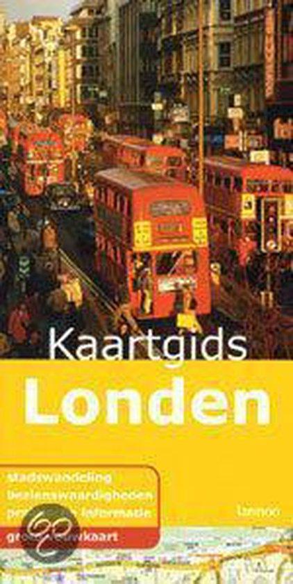 LONDEN KAARTGIDS - none |