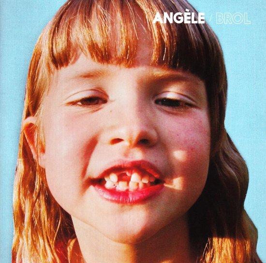 CD cover van Brol van Angele