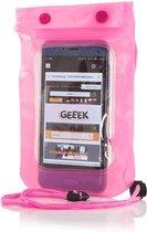 """Waterproof Smartphone Hoesje Universeel voor smartphones tot 5,5""""inch"""