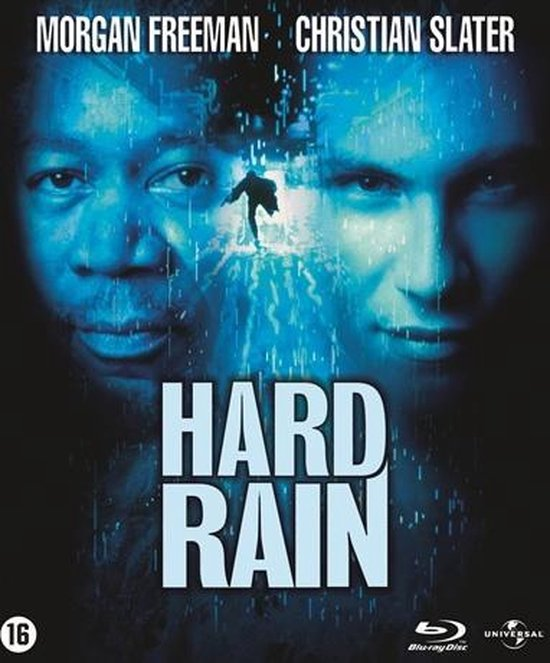 Cover van de film 'Hard Rain'