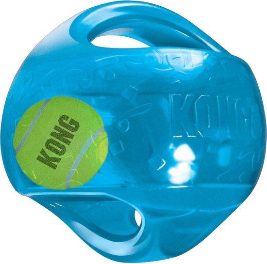 KONG - Jumbler Ball - Assorti - M/L - Hondenspeelgoed - Ø 14 cm