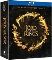 Lord Of The Rings Trilogy Box (Blu-ray)