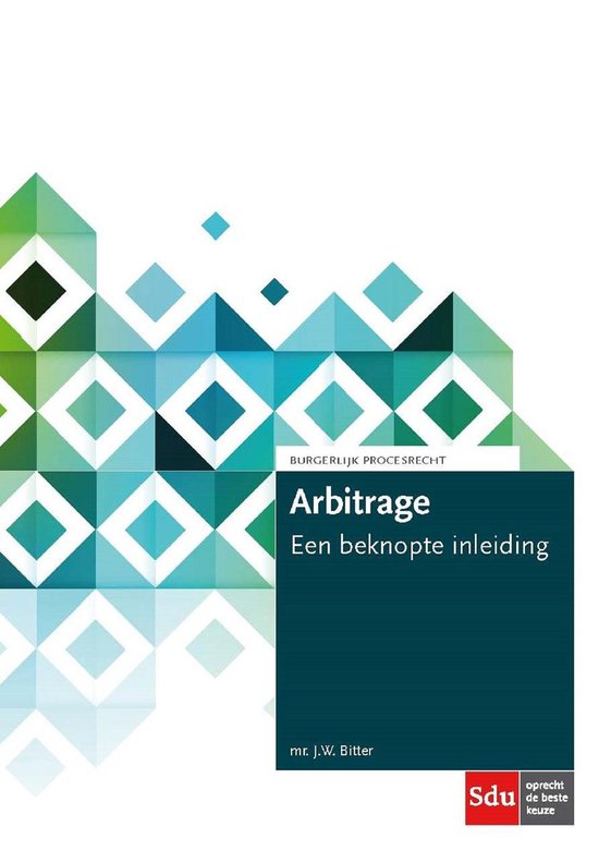 Arbitrage - J.W. Bitter |