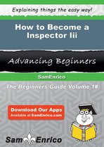 How to Become a Inspector Iii