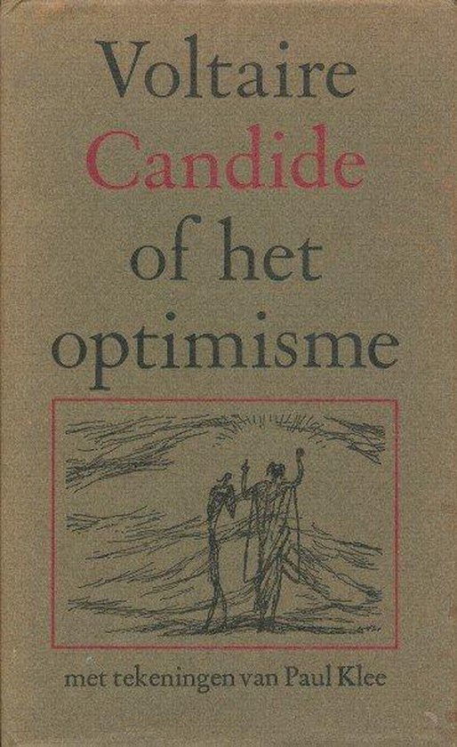 Candide of het optimisme - Voltaire |