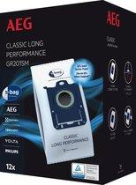 AEG GR201SM - Stofzuigerzakken - 12 stuks