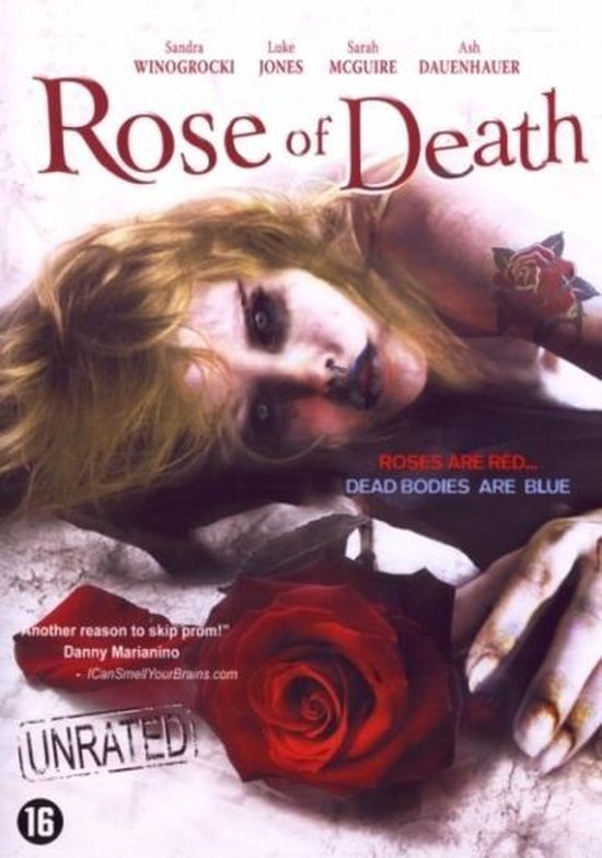 Cover van de film 'Rose Of The Death'